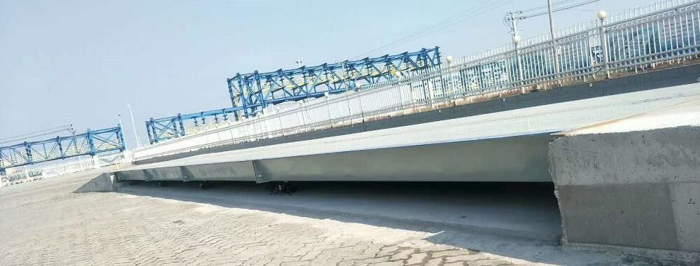 China best Pit Type Weighbridge on sales