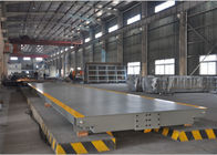 China High Precision Sensors Electronic Weighbridge 12mm Steel Plate Avoid Bending factory