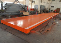 China Modularized Digital Weighbridge With U Shape Beams And Channel Steel factory