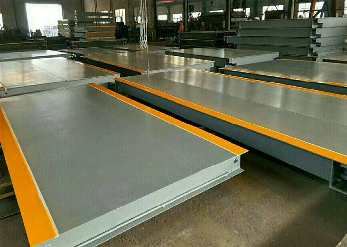 100 Ton Electronic Lorry Weighbridge High Precision Weighing Load Cell