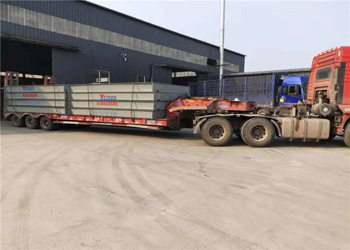 3*16m Compact 100 Ton Weighbridge 20kg Accuracy Fully Cavity Sealed Pinglei