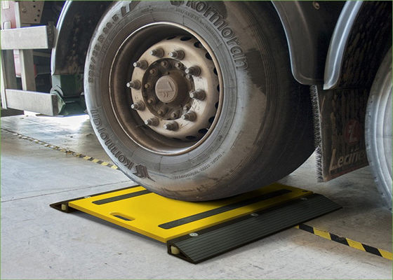Digital Portable Axle Weighbridge Operating Temperature -20 To 60℃ For Truck