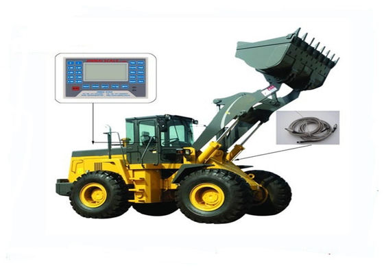 China 0.1 - 1% Accuracy Wheel Loader Scale System Standard RS232 interface good Stability factory