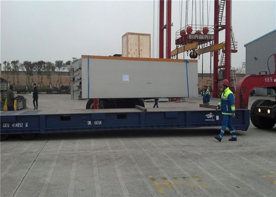China Electronic Pitless Type Weighbridge High Definition Indicator 10 - 120T Weighing Range factory