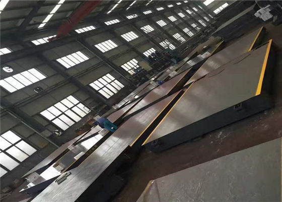 China Robust Structure Industrial Weighbridge / Local Weighbridge High Accuracy Load Cell factory