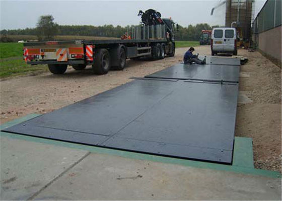 Puma Series Movable Weighbridge / Digital Weighbridge Easy Installation