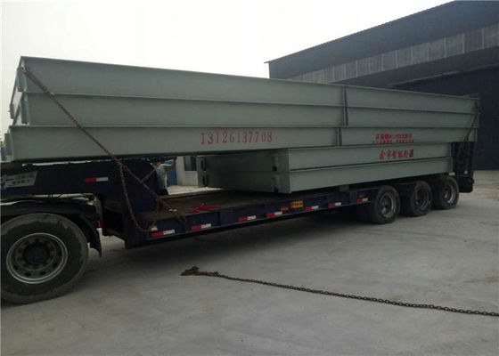 Pitless Installation Electronic Truck Scale High Reliability And Precision